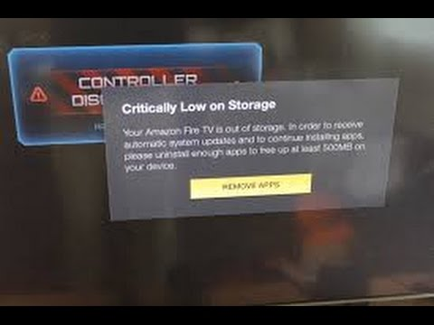 How To Fix Critically Low On Storage Or Memory Error On