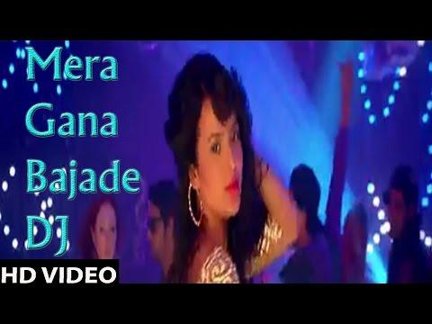 Mera Gana Bajade Dj | video song | mahi gill | ganesh acharya |Hey Bro