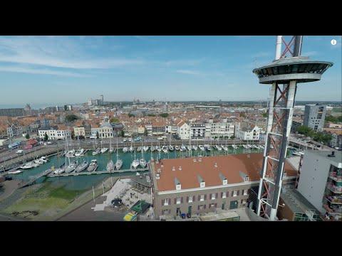  WOUW! Luchtopnames Vlissingen Zeeland Drone (UltraHD 4K)