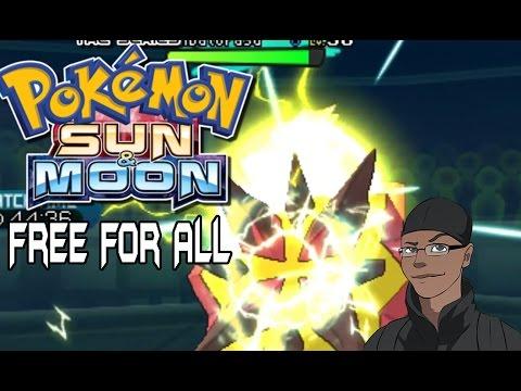 WHERE IN THE WORLD IS POLEDOO? -  Pokemon Sun and Moon FFA