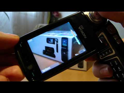 Nokia N93 black part 1 by ingerasro !!!
