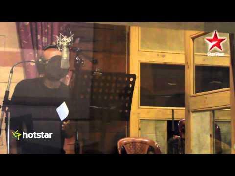 Dance+ : Benny Dayal recording the Dance Plus anthem!