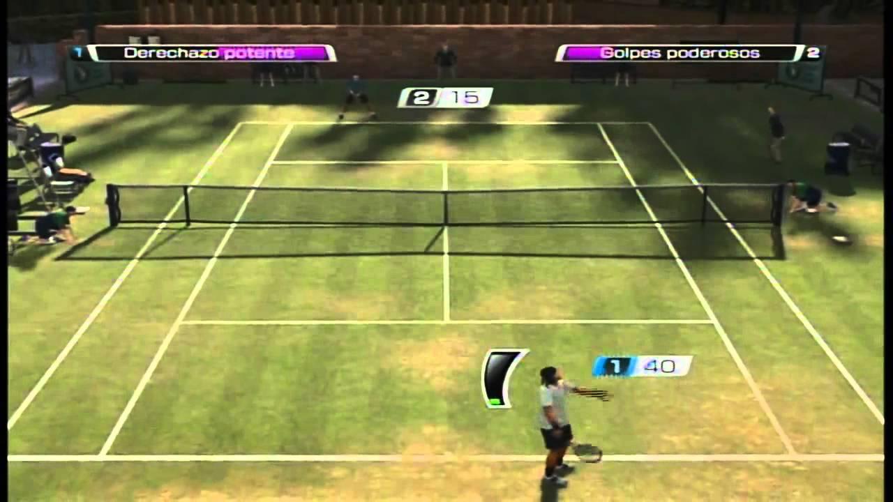 Virtual tennis game free download