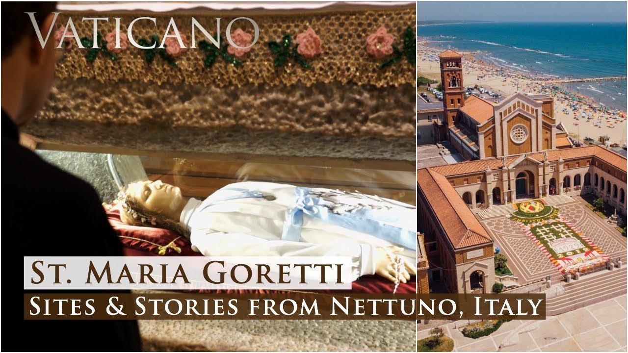Download St. Maria Goretti's Martyrdom & Legacy of Forgiveness | EWTN Vaticano