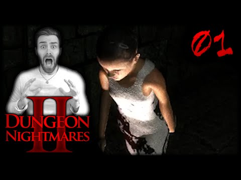 THIS GIRL MAKES ME PEE - Dungeon Nightmares 2 FULL GAME on ShadyGaming
