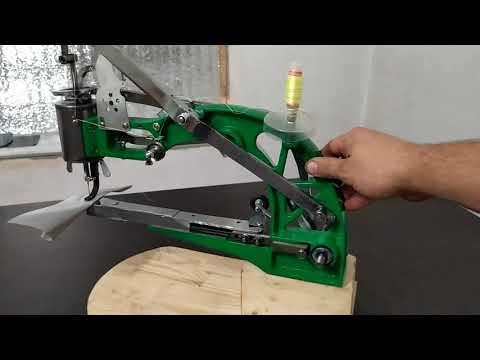 Обзор рукавной швейной