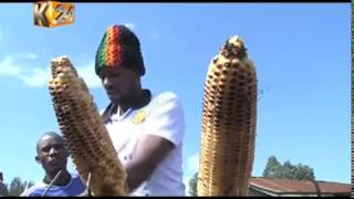 Vendor who sold maize to DP Ruto last weekend speaks out