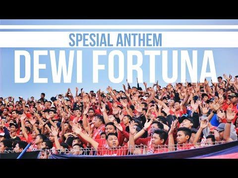 DELTAMANIA : DEWI FORTUNA Spesial Anthem Baru  Deltamania
