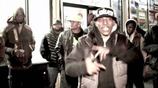 "COOL HAND LUKEY Ft. LIL FAME ( M.O.P. ) "" OFF THE CORNER""/"" WHO DA F***k"""