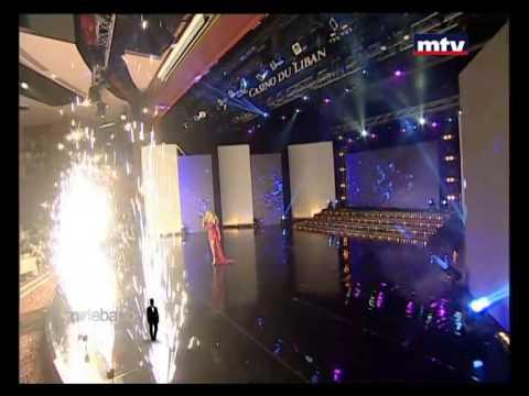 Entertainment Specials - Mr Lebanon 2014 - نوال الزغبي - أنا مشتقالك