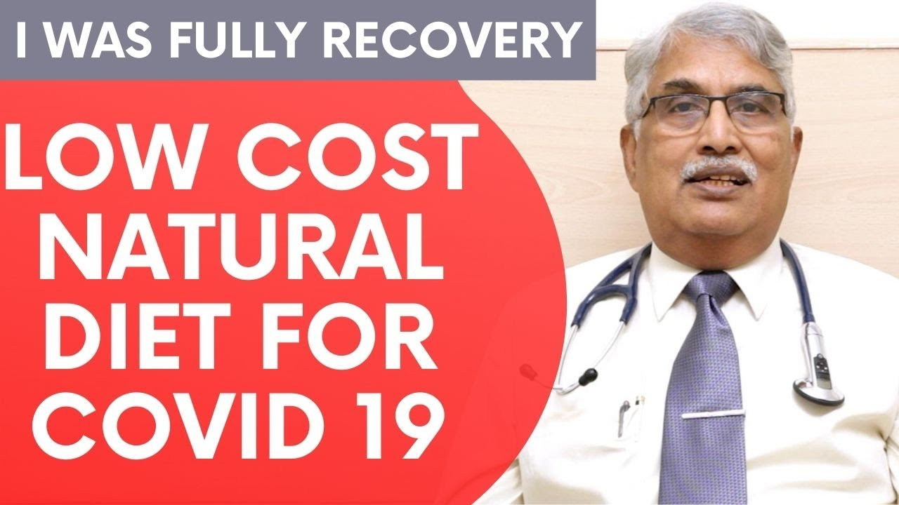 My Age 70 I Was Fully Recovery From COVID 19 At Home | Simple And Low Cost Natural Diet For COVID 19