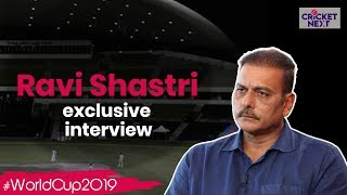 India Coach Ravi Shastri Speaks Exclusively to CricketNext ahead of the World Cup 2019