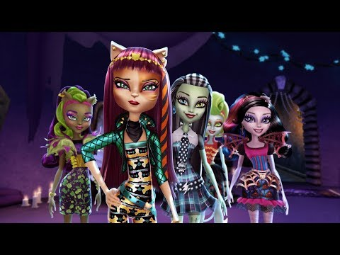 Monster High Fusion Espeluznante latino