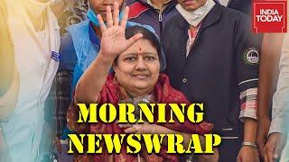 Morning Newswrap | Delhi To Ease Covid Curbs; Central Vista Project; Amma Legacy War \u0026 More