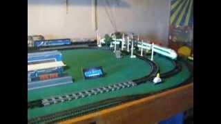 Ferrorama Tomy Super Rail Black - Trem Bala Shinkansen