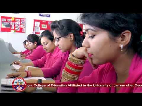 Dogra Colleges Bari Brahmana Jammu