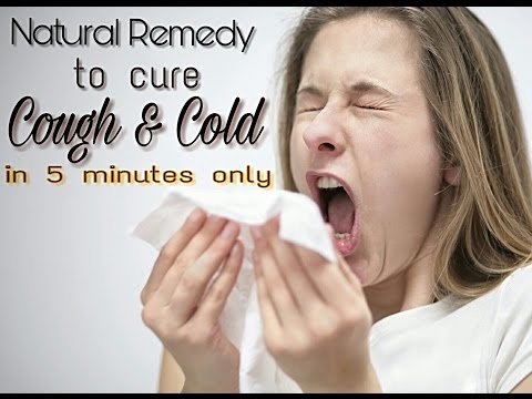 Running nose, Cold, Cough and Breathing problems: Miraculous Kitchen Medicines