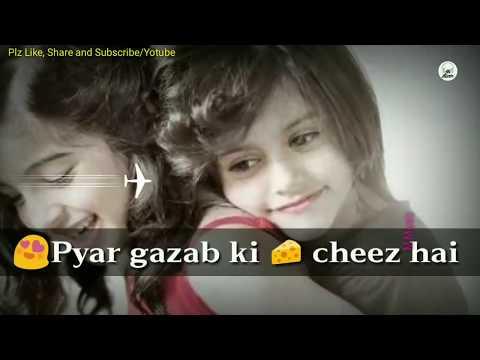 ❤Pyar Ghazab Ki Cheez Hai❤/ Whatsapp Status.