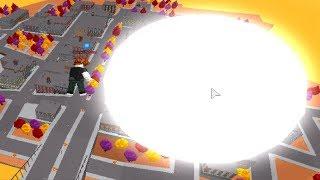 Noob Disguise Trolling! Invincible Noob! - Super Power Training Simulator (ROBLOX)