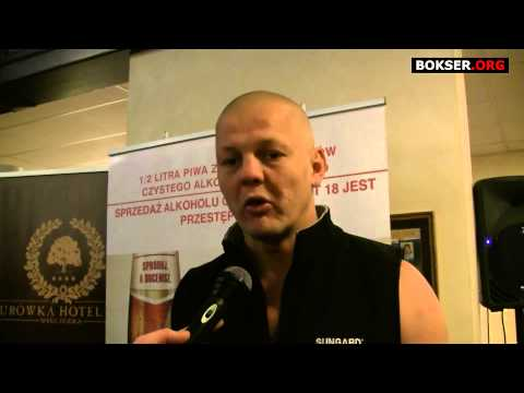 Zimnoch-Binkowski: A na face to face była pełna kultura... from YouTube · Duration:  30 seconds