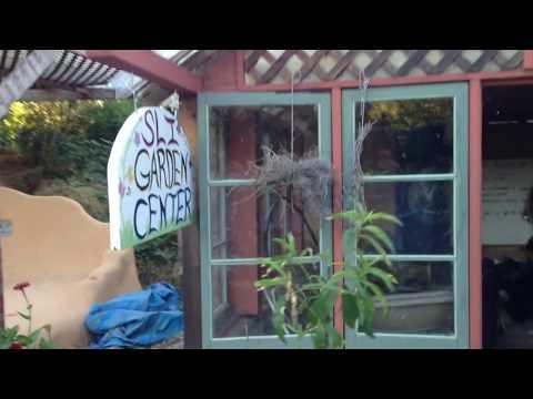 Solar Living Center: Garden Walkthrough