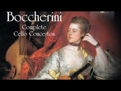 Boccherini: Complete Cello Concertos