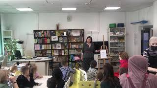 Мастер-класс для детей в РГДБ