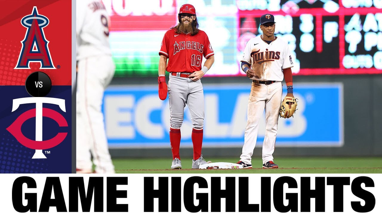 Download Angels vs. Twins Game Highlights (7/23/21)   MLB Highlights