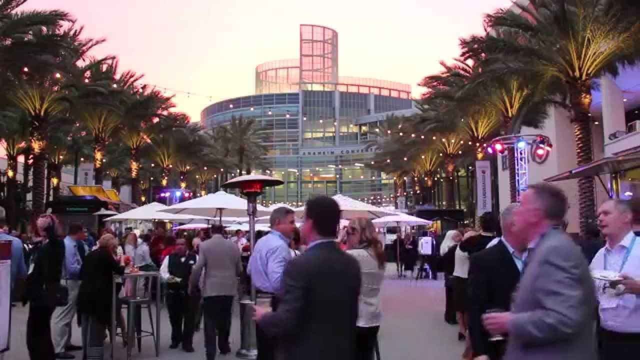 Anaheim Convention Center Food Truck Event Youtube