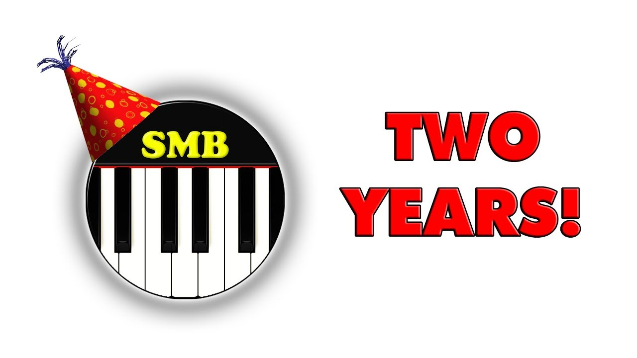 Sheet Music Boss Turns 2 Special Thank You Within Youtube