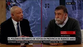 El polémico recuento de votos en provincia de Buenos Aires thumbnail