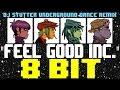 Feel Good Inc. (DJ Stutter Remix) [8 Bit Universe Tribute to Gorillaz]