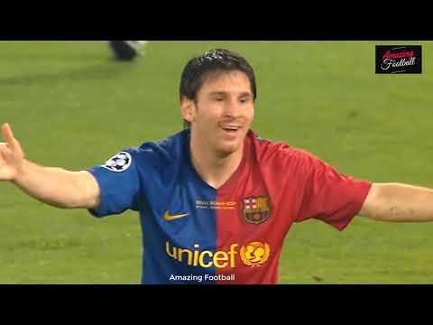 Classic Match | 2009 UCL Final | Barcelona 0 - 2 Manchester United All Goals & Highlights