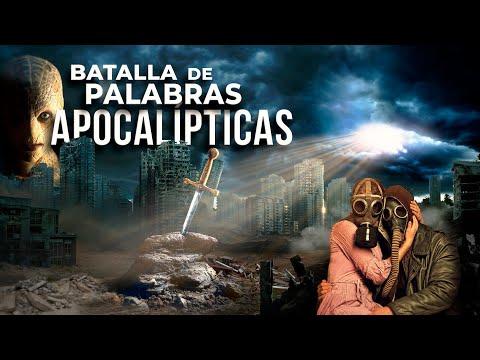 Batalla De Palabras Apocalípticas │ Domingo Pm 14 Junio 2020