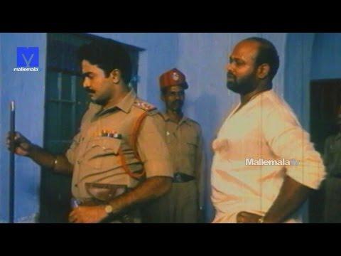 Rajasekhar warning to Ramireddy Scene from Ankusam