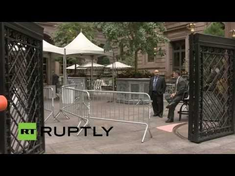 LIVE: Lavrov and Kerry meet ahead of UN development summit
