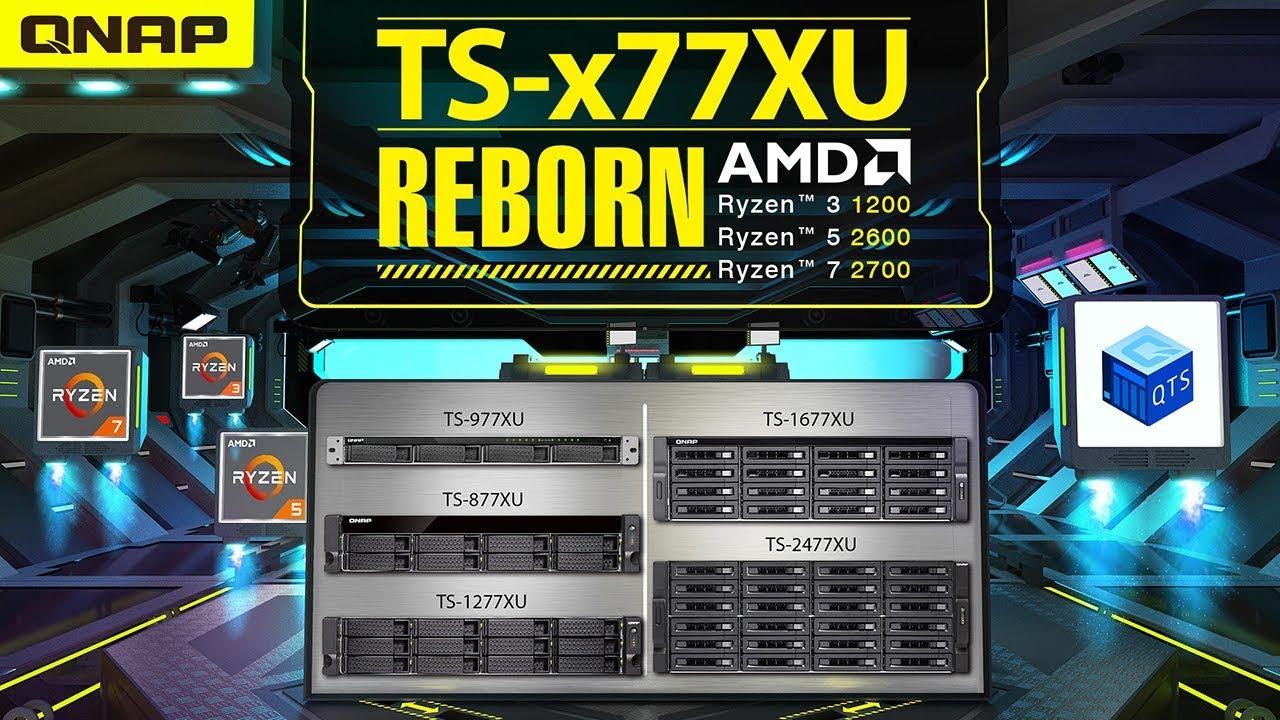 TS-1677XU-RP - Features | QNAP (AU)
