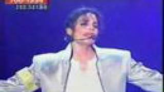 Michael Jackson - you are not alone (live from korea 1999)