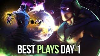 TI7 - BEST PLAYS - Main Event Day 1 - Dota 2