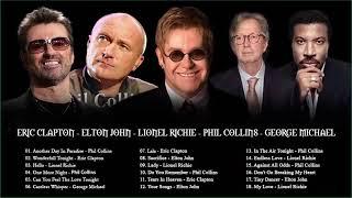 Phil Collins, George Michael, Lionel Richie, Eric Clapton, Elton John - BEST SOFT ROCK EVER NO ADS screenshot 3