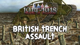 Battle of Empires: 1914-1918 - British Trench Assault