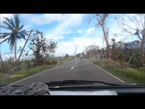 1st Vid of yolanda damage of northern cebu