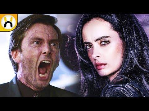 Kilgrave Will Return to Haunt Jessica Jones in Season 2