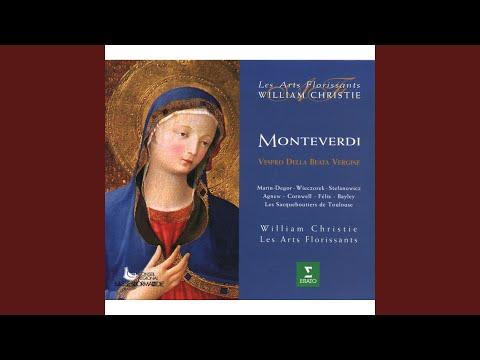 """Vespro Della Beata Vergine, 1610 : VI """"Laetatus Sum"""""""