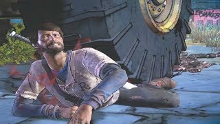 �������� ���� All Character Deaths in The Walking Dead Game Season 3 Episode 5 ������