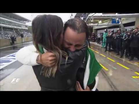 Felipe Massa farewell 2016 Brazilian Grand Prix