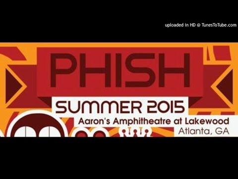 "Phish - ""Carini"" (Lakewood, 8/1/15)"