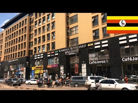 Uganda Kampala Boulevard Suites and Apartments - realistic views