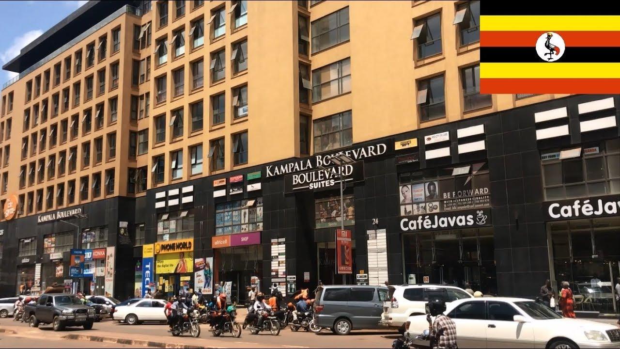 Uganda Kampala Boulevard Suites and Apartments - realistic views - YouTube