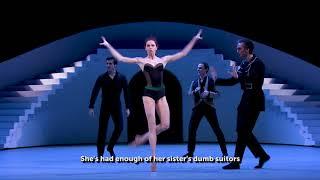 Большой балет в кино - «Укрощение строптивой», часть 1